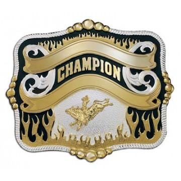 Champion Event Buckle