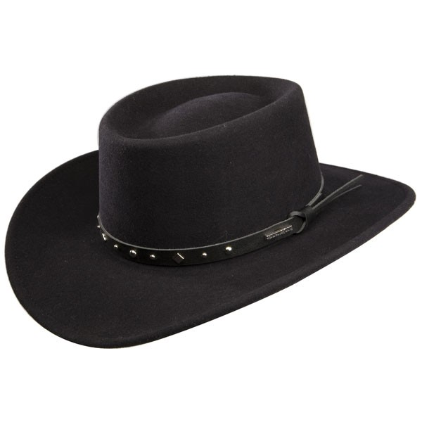 Black Hawk by Stetson - Stetson - Western Felt - Hats - Jacksons