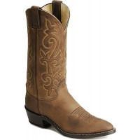 Bay Apache Leather  by Justin Boots