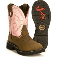 Pink Apache Gypsy by Justin Boots