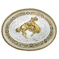 Bucking Bronc Buckle 