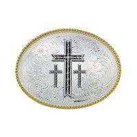 Triple Cross Buckle 