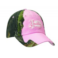 Justin Pink Camo Cap
