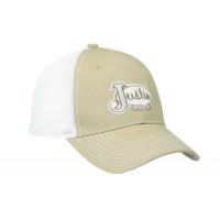 Justin Tan with White Mesh Cap