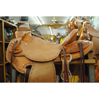 McCall Lady/Lite Wade Saddle