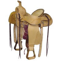 Rancher Saddle