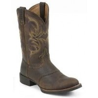 Stampede Cattleman Western by Justin Boots