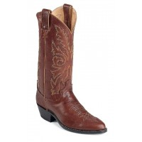 Chestnut Marbled Deerlite by Justin Boots