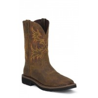 "11""  Rugged Tan by Justin® Boots"