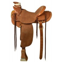 Ninety-eight Wade Saddle