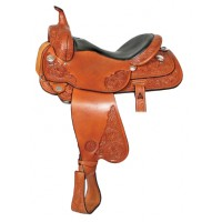 Houston Saddle