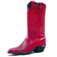 Ladies Red Western by Abilene