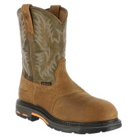 Ariat Mens Workhog Waterproof Composite Toe Work Boots
