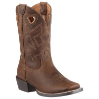 Ariat Kids Charger Western Boots