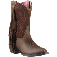 Ariat Kids Fancy Fringe Western Boots
