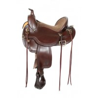 Elk Ridge A-Fork Saddle