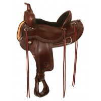 Big Horse Flex2 Saddle