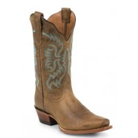 Ladies' Old West Tan by Nocona