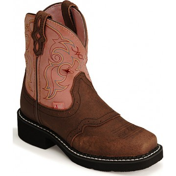 Children's Gypsy Pink by Justin® Boots
