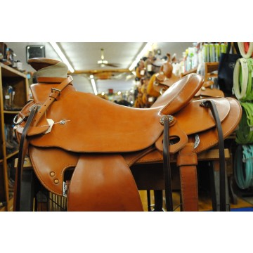 Watt Bros Wade Saddle