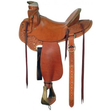 Lady Pendleton - 'Pendleton Lite' Saddle
