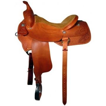 Lady Working Cowhorse Saddle