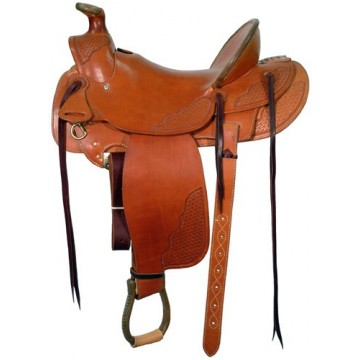 Jordan Valley 3B Saddle