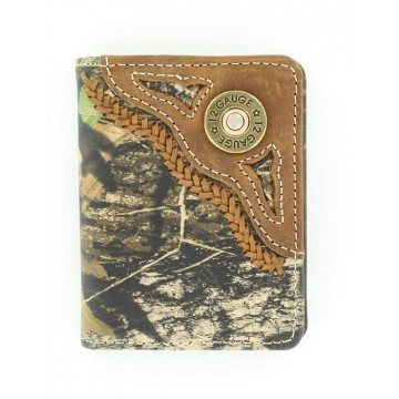 Shotgun Mossy Oak Bi-Fold Wallet