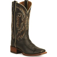 Ladies Nocona soft ice leather rancher boot