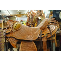 Watt Bros Wade Saddle