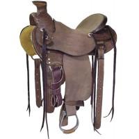 Wade A-Fork Floral Saddle