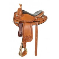 XP HDR4 Frontier All-Around Saddle
