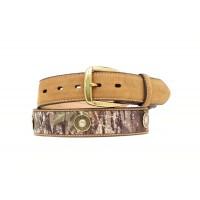 Mossy Oak with Shotgun Belt by Nocona