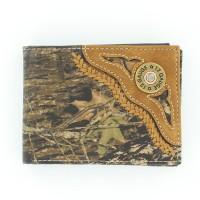 Shotgun Mossy Oak Bi-Fold Wallet