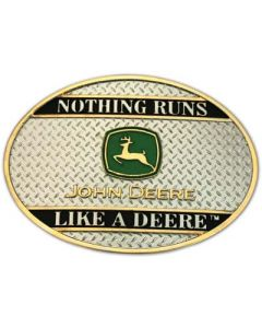 Runs like a Deere