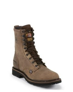 """8"""" Wyoming Waterproof by Justin® Boots"""