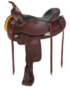 Omaha Flex2 Saddle
