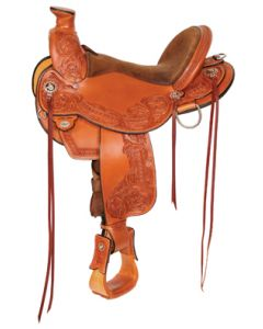Walnut Grove A-Fork Saddle
