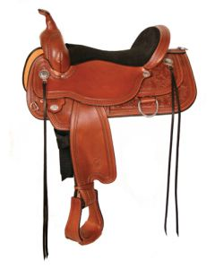 Cascade Trail Saddle