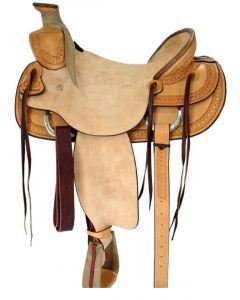 Mule Saddle