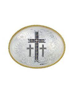 Triple Cross Buckle