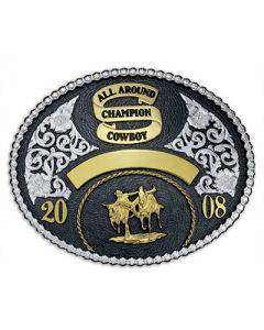 All Around Champion Cowboy Buckle