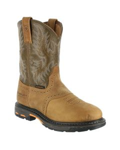 Ariat Mens Work-Hog Waterproof Work Boots