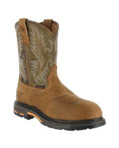 Ariat Mens Workhog Waterproof Composite Toe Work Boots