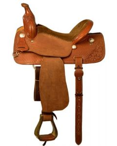 The Competitor - 'Our Pro Barrel Racer' Saddle