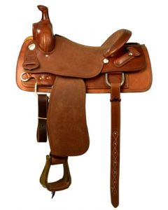 T.P. Ranch Cutter Saddle