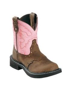 Bay Apache by Justin® Boots
