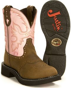 Pink Apache Gypsy® by Justin® Boots
