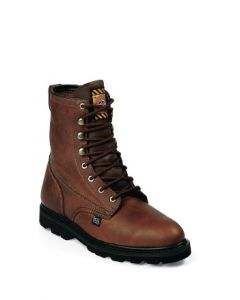 """8"""" Tan by Justin® Boots"""