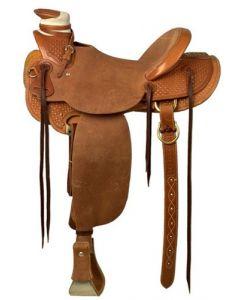 Ninety-eight Wade Saddle